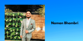 """Social media influencers are undoubtedly the most successful entrepreneurs today. Having said that, entrepreneurship is not as easy as one thinks. It requires a lot of management skills, persistence and most importantly the way you present yourself. One of the youngest and successful entrepreneurs and influencers, Naman Bhambri is a popular name from Bhopal who made a name for himself on the internet. Instagram is the trending platform which has helped the young lad in getting a lot of recognition for his work. His main area of work is into a lifestyle, fashion and Bhambri has always kept himself updated to stay relevant in the market. The best thing about Naman is the fact that he never shies away from learning new things. """"Learning has no age. You can learn and explore new concepts, be it about anything. All you need is some passion for work and then the success is all yours. Born in this modern era, social media has brought a tremendous change in my life and of the people as well. With using my entrepreneurship skills, I have also learnt the fundamentals to be a blogger. I must say if you create content that works the best on the internet, you can mint a lot of money simply sitting at home"""", said the influencer. Well, what does success mean? One must ask this young influencer who has got various brand collaborations on board. Working round the clock, Naman is the best name who is prospering to a new level. Apart from this, Naman also plans to start working on his own YouTube channel. For this, he is in talks with a lot of other influencers who can help him start his own channel. The 20-year old has completely become a pro in it and he has got a lot of clients from different parts of the world. We are really hoping that Naman Bhambri after making his name in entrepreneurship will stun everyone with his social media skills. Don't you think so?"""