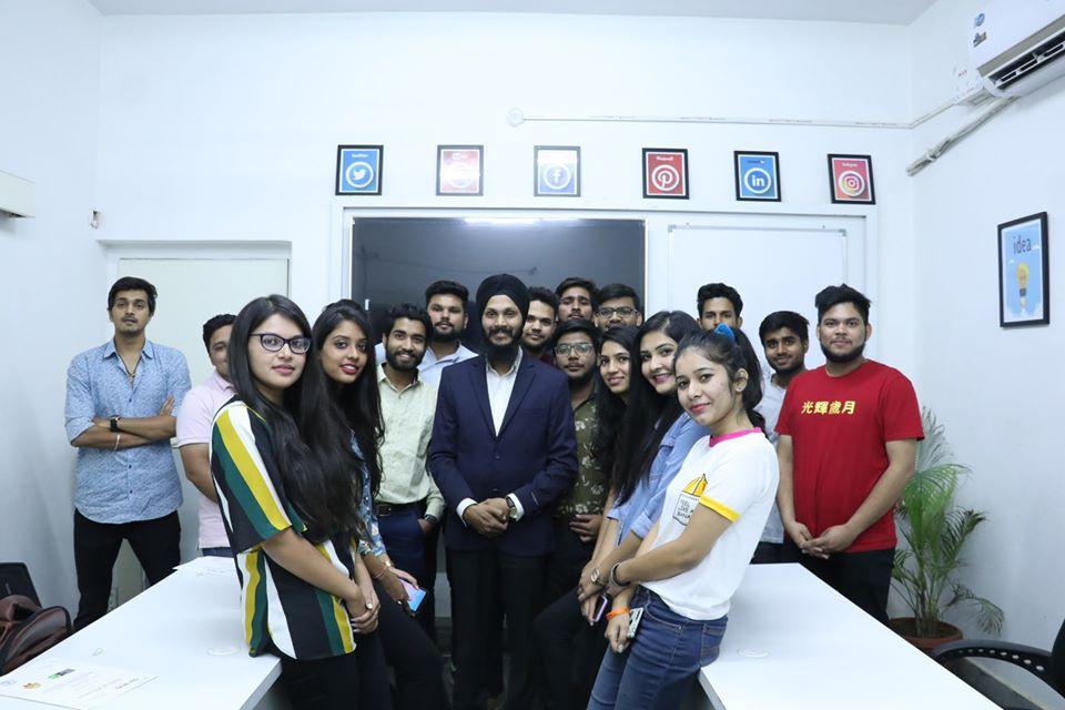 Mr. Parmveer Singh Sandhu - Founder of Quibus