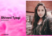 Shivani Tyagi, Shivornia