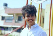 Nav Shah aka Navkity With His Amazing Friends