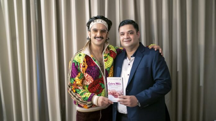 Siddharth Jaiswal, Siddharth Jaiswal author, who is Siddharth Jaiswal, Extra Mile When Love Returns, Extra Mile When Love Returns book, Extra Mile When Love Returns author