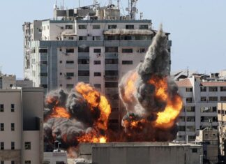 Associated Press CEO on strike: 'The world will know less about what is happening in Gaza'