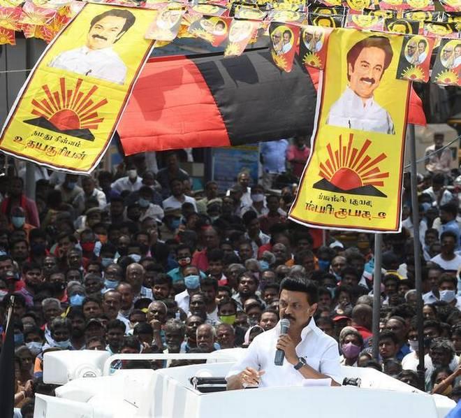 Sri Lankan Tamil leaders wish Stalin on victory
