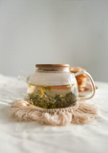 Green tea for faster weight loss