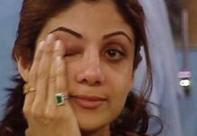 Shilpa-Shetty cry