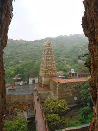 Some mysterious Indian temples