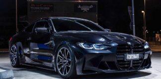 G82 BMW M4